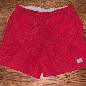 Speedo size m swimming shorts men's
